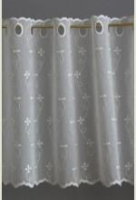 B1613 batiszt hímzett vitrázs