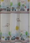 1642 gyerekmintás függöny