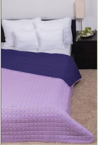 Laura ágytakaró - lila