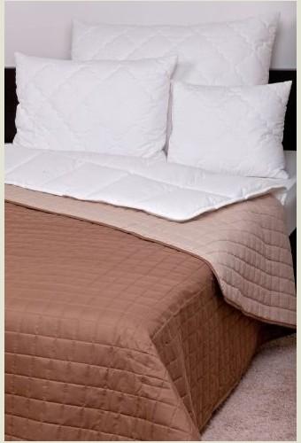 Laura ágytakaró - drapp