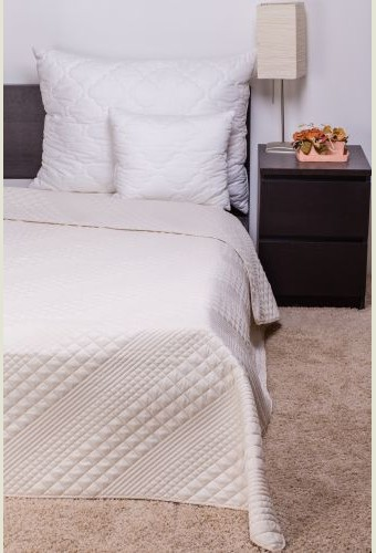 Clara ágytakaró - kockás