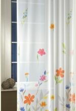 Tavasz színes voile függöny