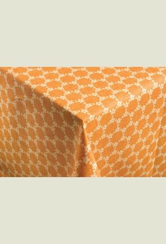 Linda vízlepergető asztalterítő - narancs fa96070498