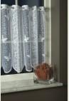 Pillangós csipke vitrázs függöny