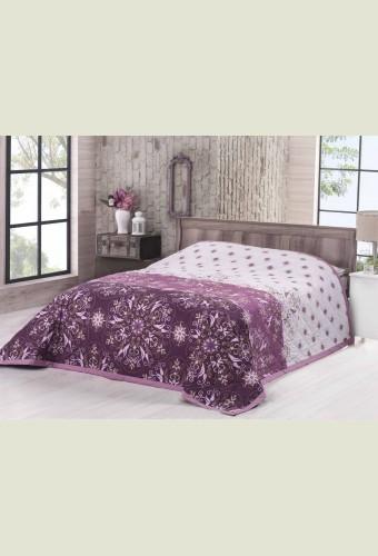 Alberica lila ágytakaró