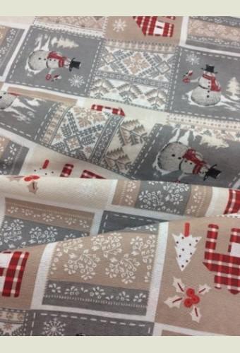 Santa Gris karácsonyi dekoranyag