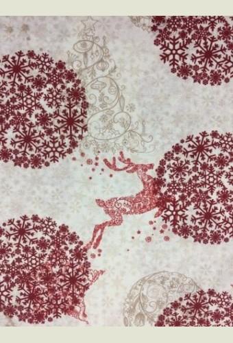 Snow karácsonyi dekoranyag
